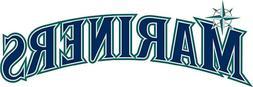 12 STICKERS Seattle Mariners Baseball Vinyl Car Bumper Windo
