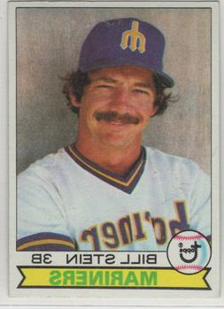 1979 topps baseball seattle mariners team set