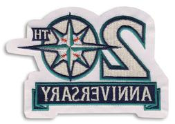 1996 Seattle Mariners 20th Anniversary Jersey Sleeve Patch