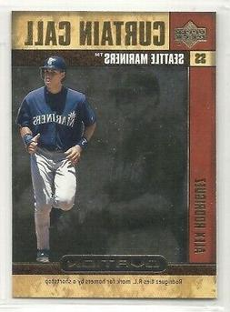 2000 Upper Deck Ovation Curtain Call - #CC13 - Alex Rodrigue