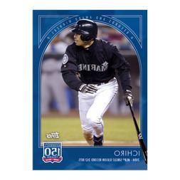 2019 Topps 150 Years of Baseball #43 Ichiro Suzuki Seattle M