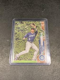 2020 Series 2 Jake Fraley RC Camo Parallel 6/25!! Seattle Ma