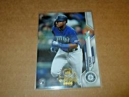 2020 Topps Chrome Update Preview Kyle Lewis Seattle Mariners