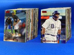 2020 Topps STADIUM CLUB RED FOIL PARALLEL You Pick From List