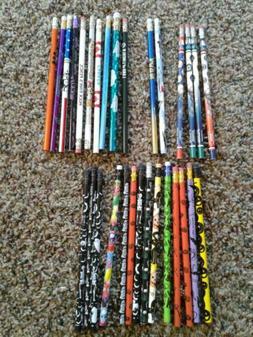 30 Pencils, Seattle Mariners, Yankees, Air force, Navy, Souv