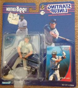 Alex Rodriguez Seattle Mariners 1998 MLB Starting Lineup Fig