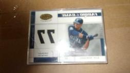 Alex Rodriguez Seattle Mariners 2003 Leaf Certified Material