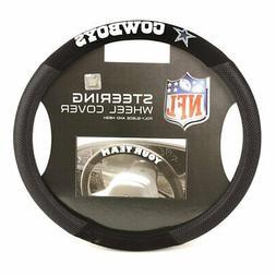 Dallas Cowboys Nfl Poly-Suede Steering Wheel Cover