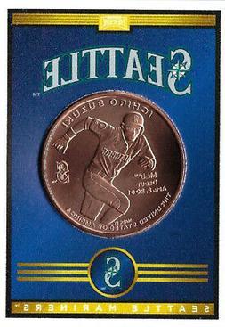 Ichiro Suzuki  Baseball Treasure 2019 MLB Coin