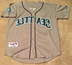 Jay Buhner Seattle Mariners Retro Throwback Jersey Mens XL R