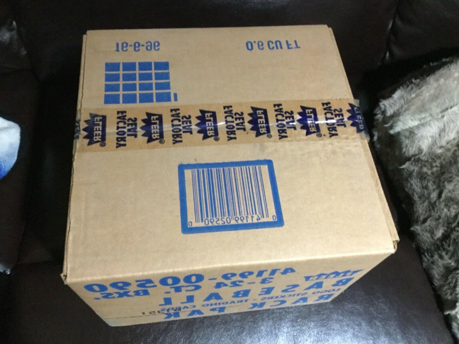 1989 fleer rack pack 3 24 ct