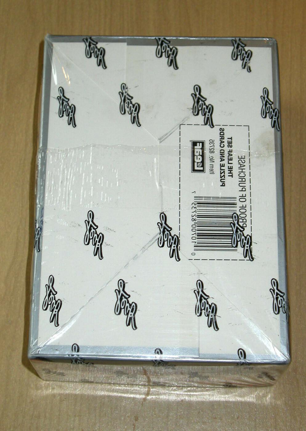 1990 series 1 wax foil 36-pack box Griffey? Sosa?