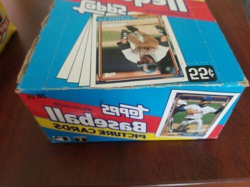 1992 Topps Box - 36