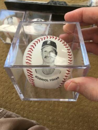 5 Seattle Chevron Baseball Set Griffey Jr