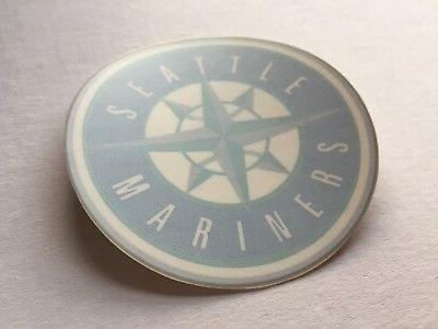 Baseball Seattle Color Decal Sticker