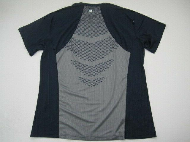 Mens Seattle Nike Pro Dri Fit Authentic Team blue shirt NWOT