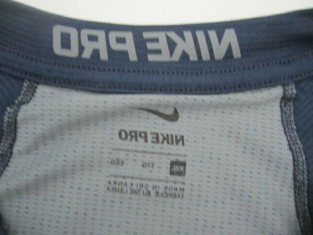 Mens Seattle Nike Authentic Team blue NWOT