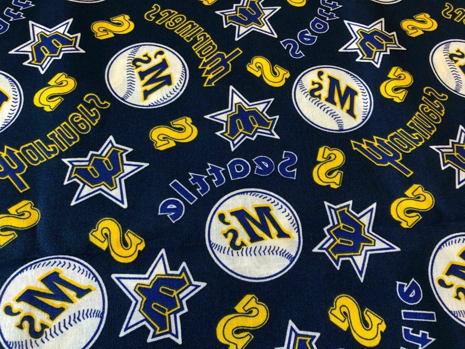 mlb seattle mariners baseball m s cotton