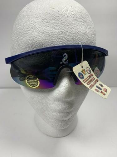 mlb seattle mariners vintage sunglasses poly carbon