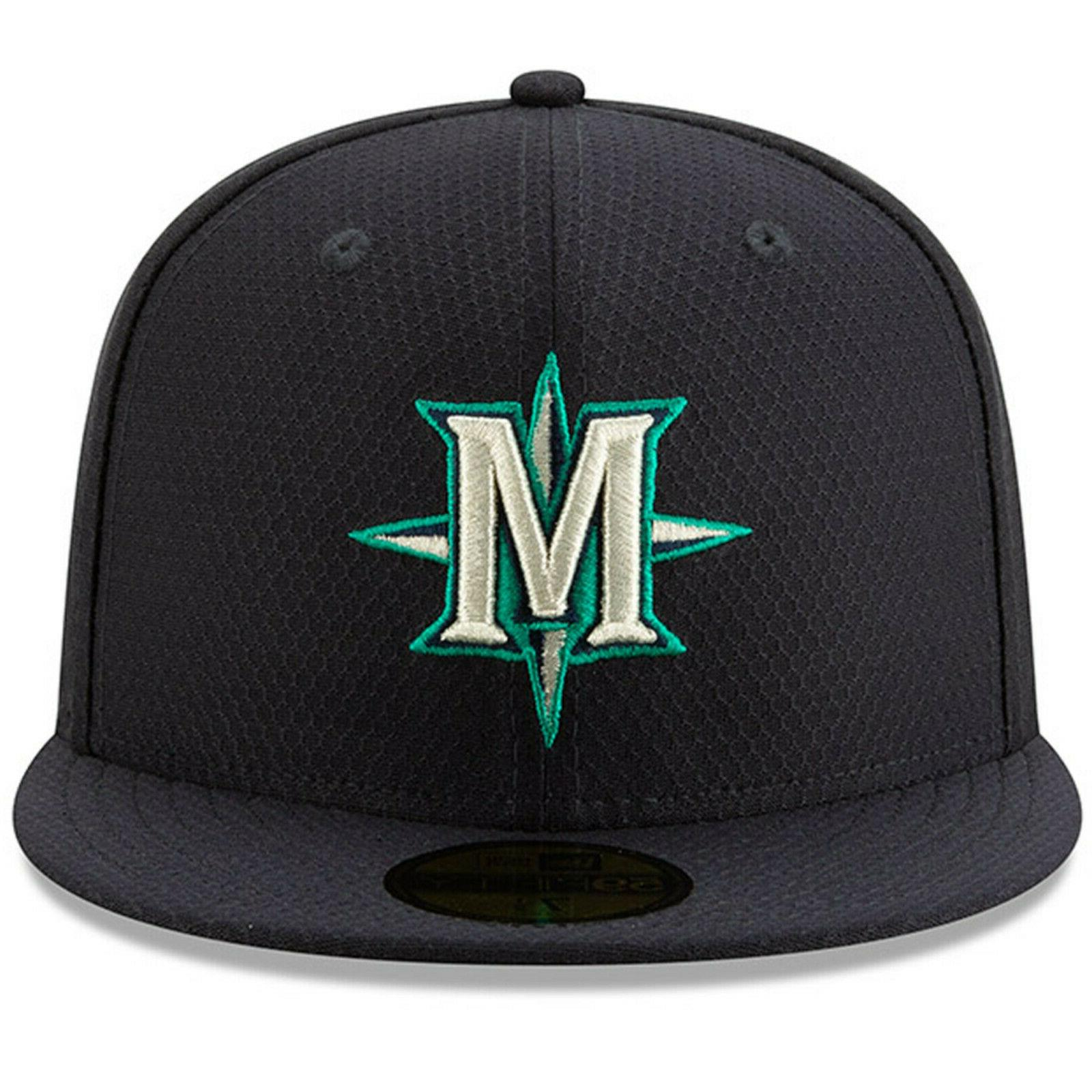 Seattle Mariners New 2019 On-Field 59FIFTY Hat