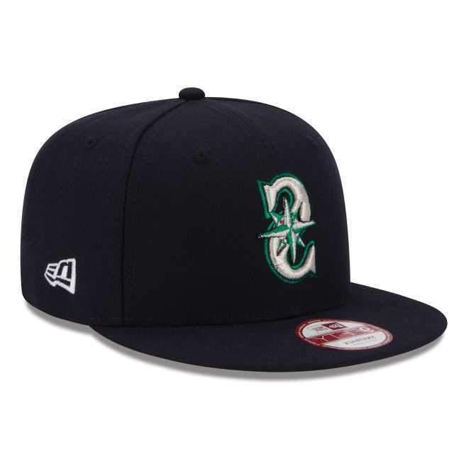 Seattle Mariners Patch New Retro Vintage Hat M/L
