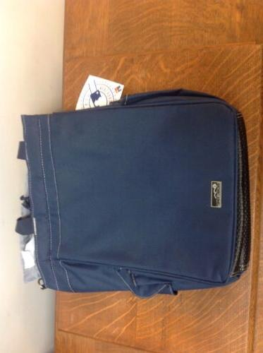 Seattle Cooler Tote Blue