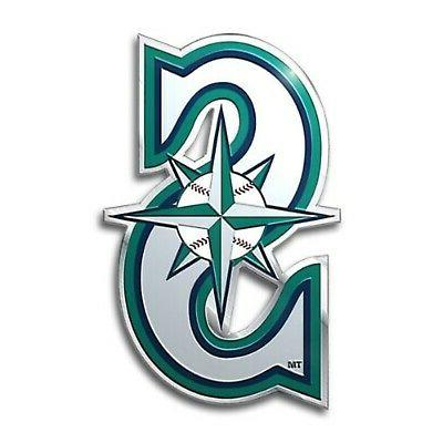 seattle mariners ce3 metal chrome color auto