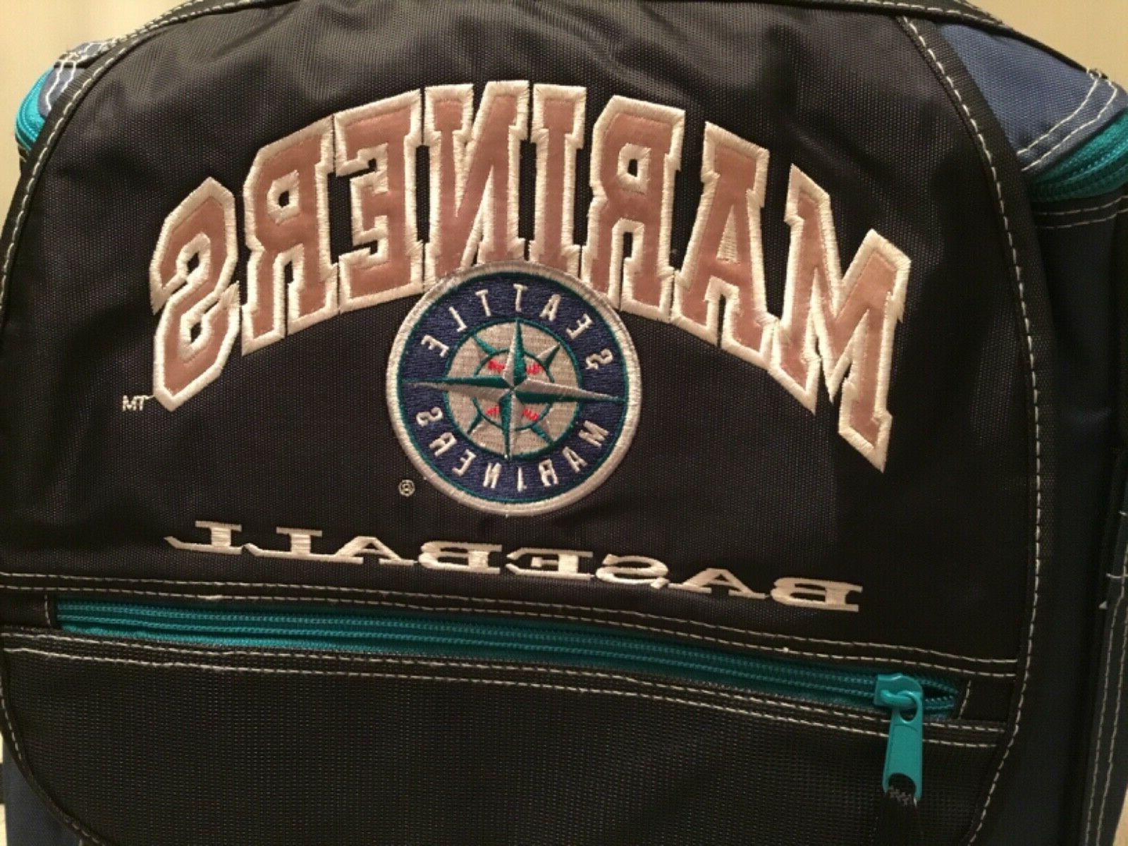 Seattle Mariners MLB BackPack w/o Tags