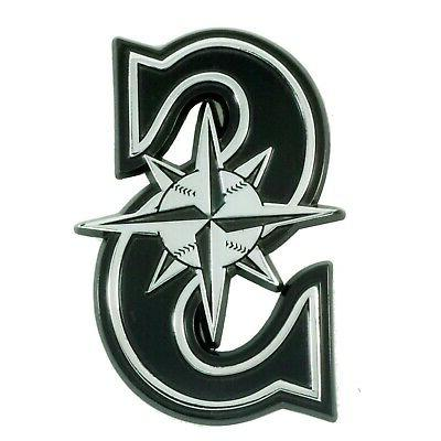 Seattle Mariners Metal 3-D Emblem