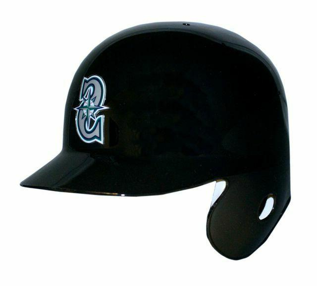 seattle mariners helmet full size official batting