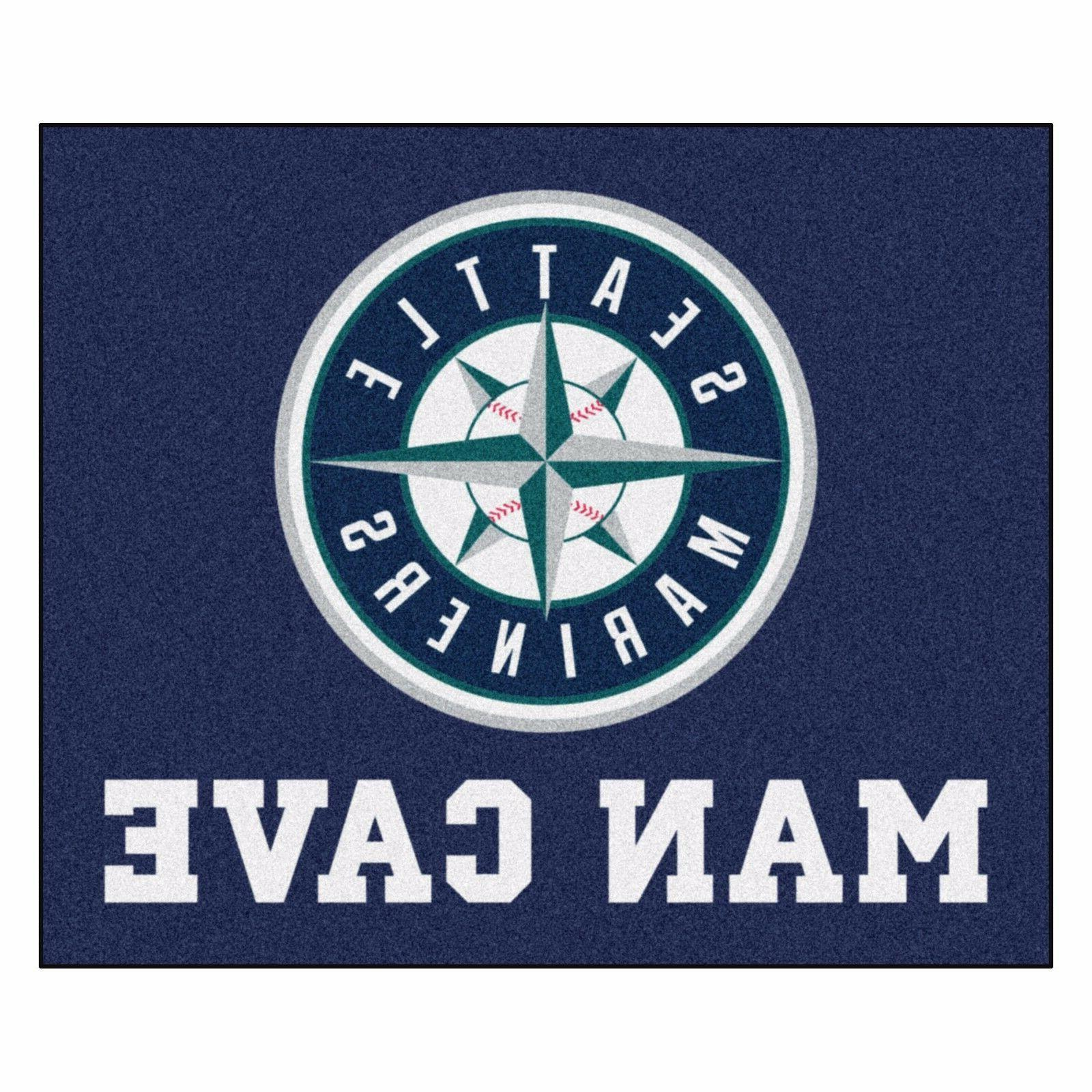 seattle mariners man cave 5 x 6
