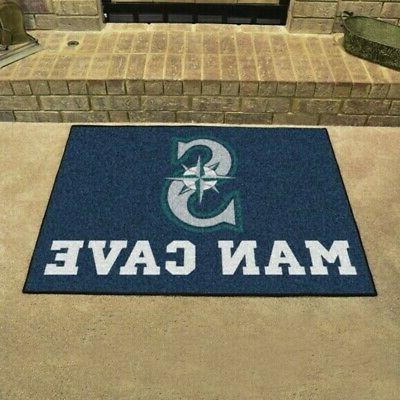 seattle mariners man cave all star tailgating