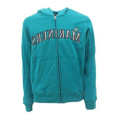 seattle mariners mlb kids youth size full