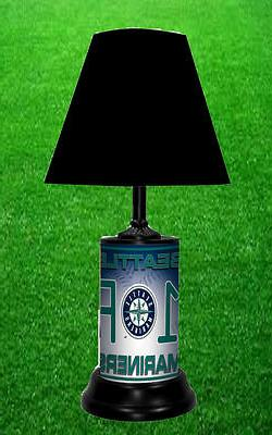 SEATTLE MARINERS - MLB LICENSE PLATE LAMP - FREE SHIPPING IN