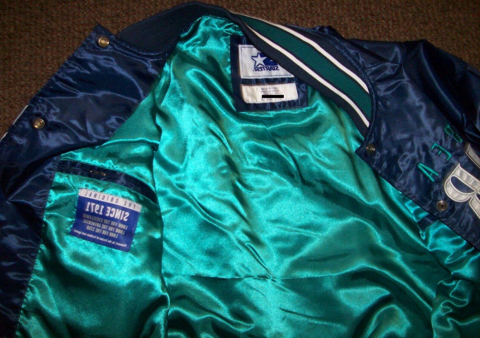 SEATTLE Jacket BLUE/AQUA SMALL