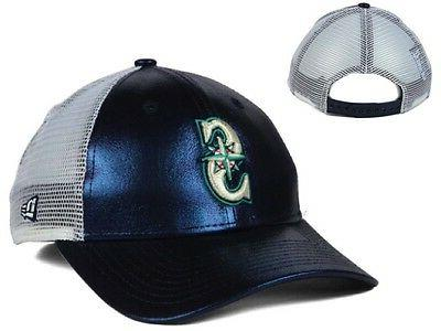 seattle mariners mlb team glimmer womens 9forty