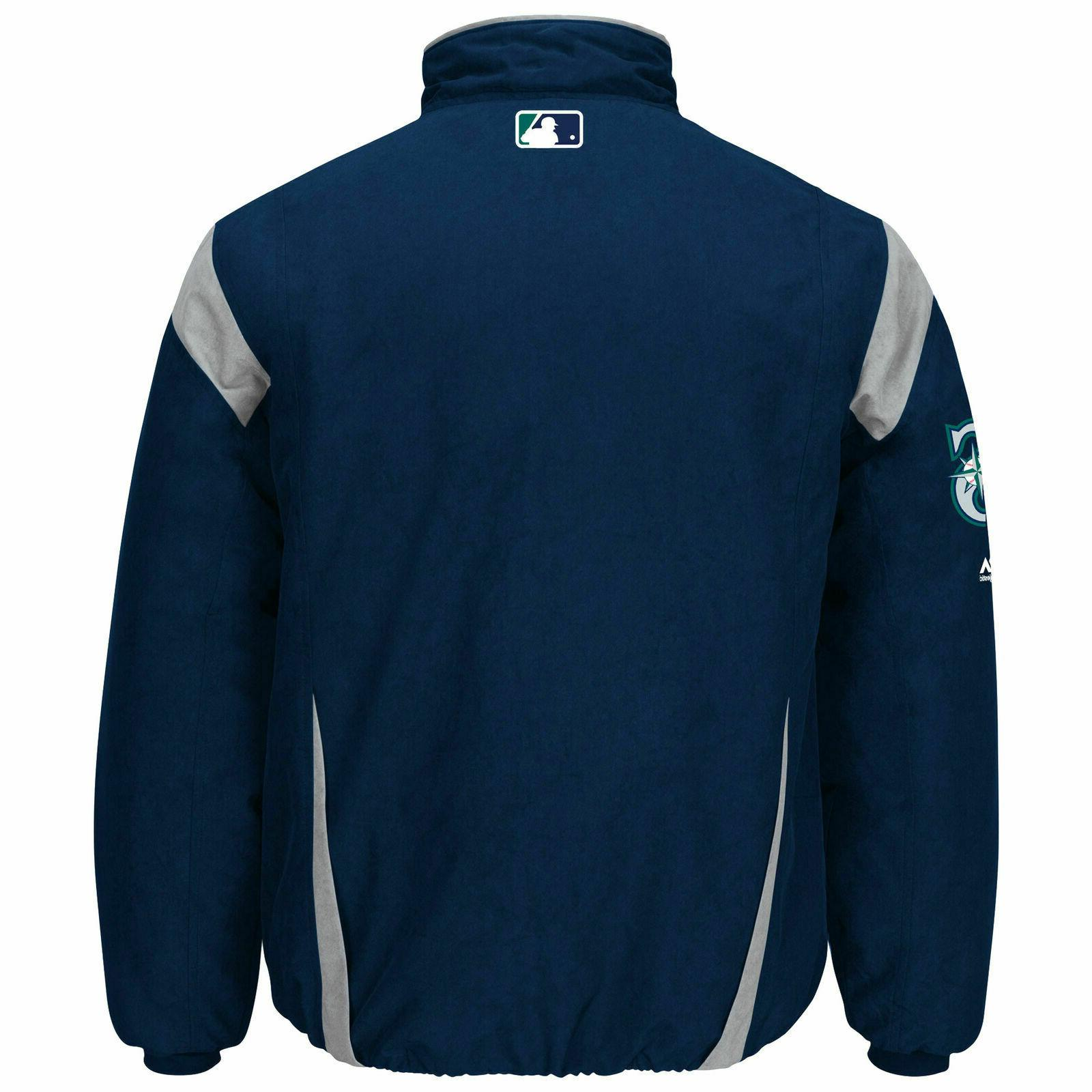 Majestic On-Field Therma Full-Zip Jacket XL