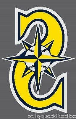 seattle mariners new yellow logo full size