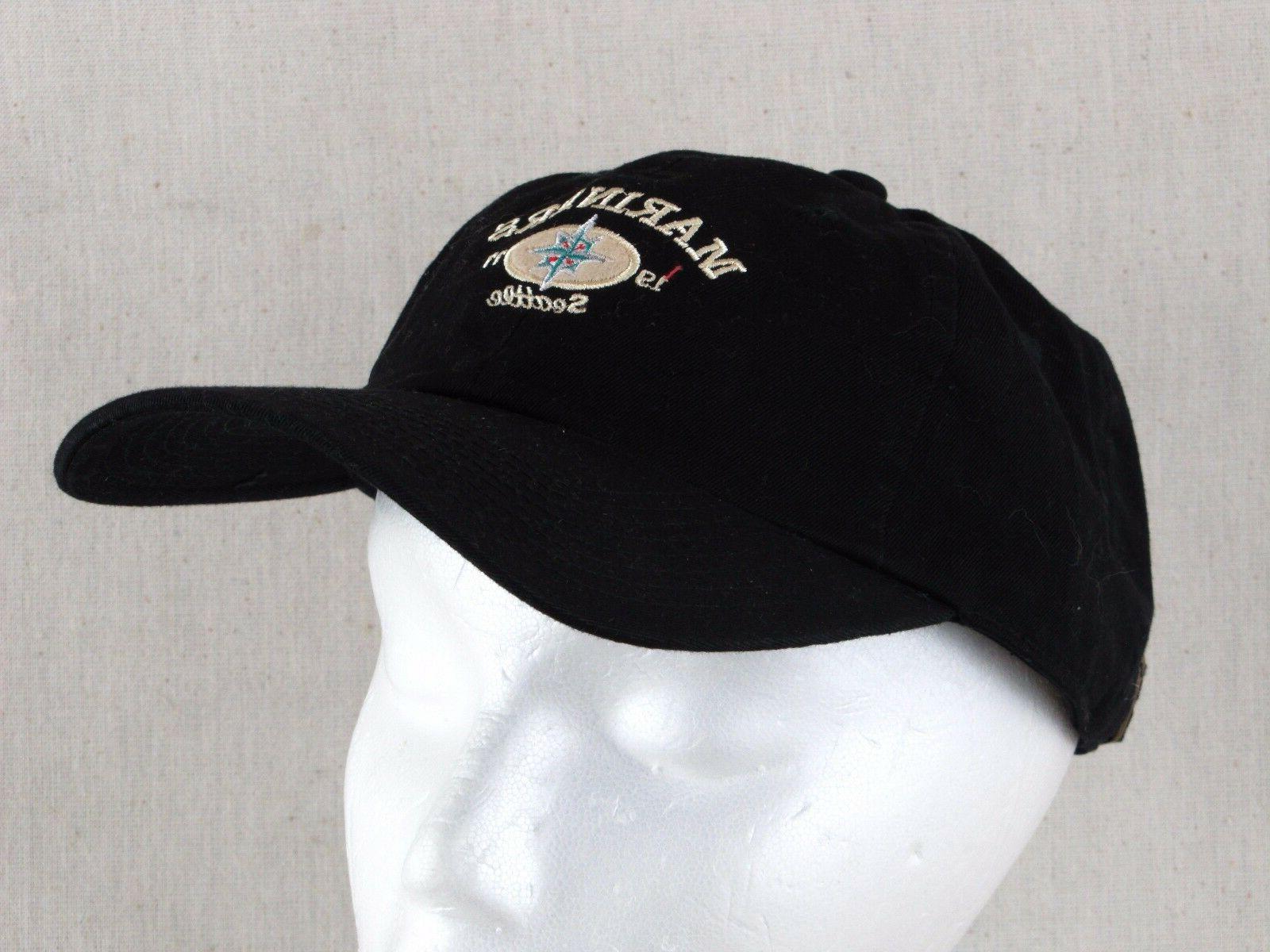 seattle mariners press box suite baseball hat