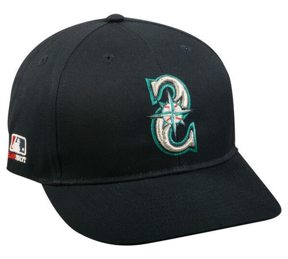 seattle mariners replica baseball cap adjustable youth