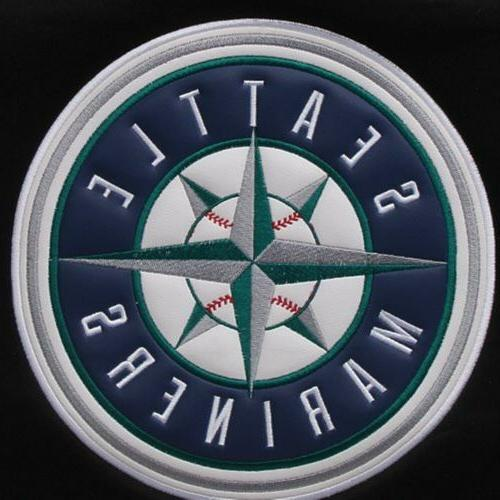 Seattle Mariners 2 Embroidered Seat
