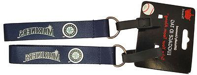 set of 2 seattle mariners officially licensed