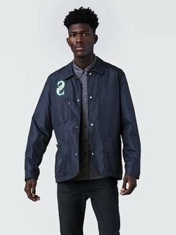 Levi's MLB Seattle Mariners Club Coat Windbreaker Jacket L