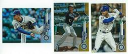 MARINERS Gold Rainbow Foil Parallel 2020 Topps Series 1 You