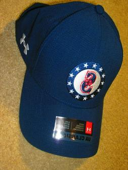 Men's L/XL Under Armour Seattle Mariners Baseball Patriotic