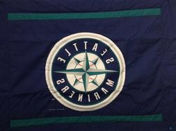 Seattle Mariners  MLB Classic Pillow Sham