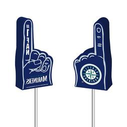 MLB Seattle Mariners #1 Fan Antenna Topper, NEW