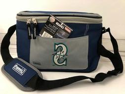 MLB Seattle Mariners 12 can soft sided cooler Coleman with s