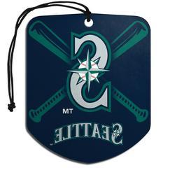 Team ProMark MLB Seattle Mariners 2-Pack Air Freshener 2-4 D