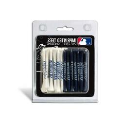 MLB Seattle Mariners 50 Tee Pack, Navy